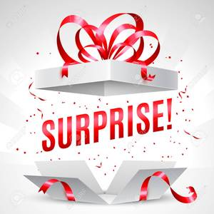 Cadeau Surprise - Cadeau  * ( voir conditions : ) non cumulable avec article en promotion