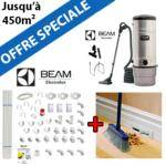 Kit centrale BEAM 398 + Flexible inter on/off de 9m + 6 ACC + KIT DE BASE + VACPAN