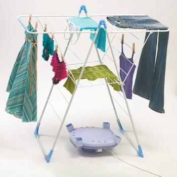 ventilateur seche linge pour sechoir homexity. Black Bedroom Furniture Sets. Home Design Ideas