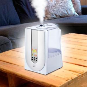 HUMIDIFICATEUR HOMEXITY 6L 130W BLANC