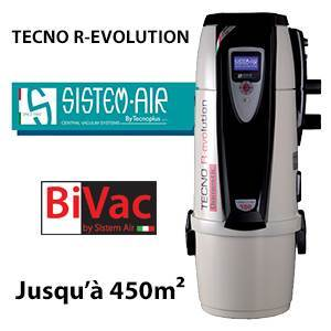 Sistem Air - Centrale TECNO R-EVOLUTION 450