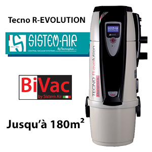 SISTEM AIR - Centrale TECNO R-EVOLUTION 150