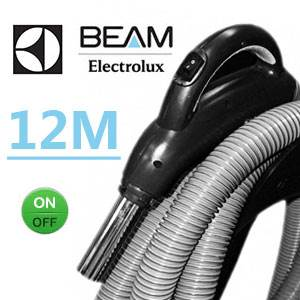 flexible aspiration centralisée on off Beam Electrolux de 15m