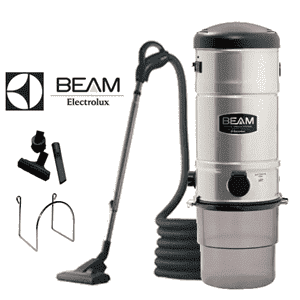 Aspirateur central Beam 335 + Flexible inter on/off de 9m + 6 ACC + KIT DE BASE + VACPAN