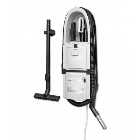 aspirateur central garage vac jusqu 90 m aspiration. Black Bedroom Furniture Sets. Home Design Ideas