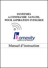 Manuel d'instruction systemes sans fil