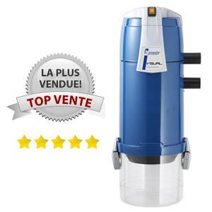 Aspirateur centralise VISUAL350 by Homexity ( SEULE )