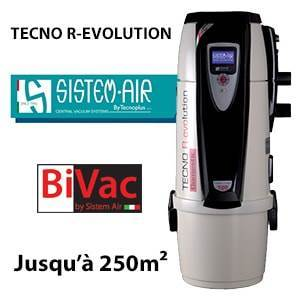 Sistem Air - Centrale TECNO R-EVOLUTION 250