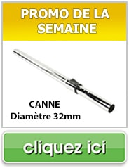 canne tube aspirateur