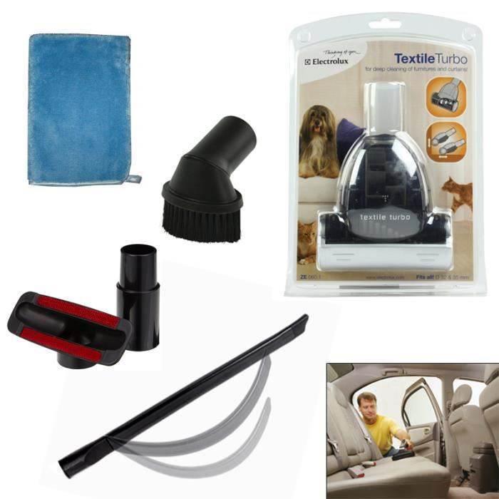 set accessoires aspirateur voiture aspiration centralis e. Black Bedroom Furniture Sets. Home Design Ideas