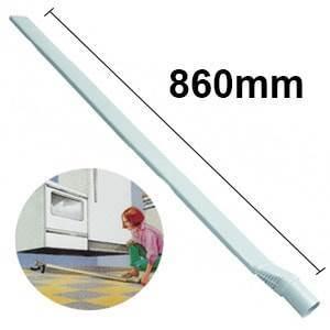 suceur long extra plat exten vac 860 mm aspiration centralis e. Black Bedroom Furniture Sets. Home Design Ideas